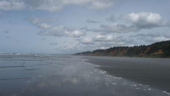 pacific ocean!